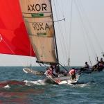 sail crew team building sydney