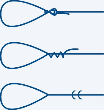 yacht rope finishing