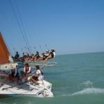 fast sailing sydney