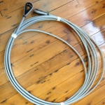 yacht wire for stay